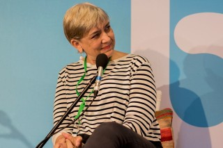 Caroline Baum - pic: Natalie Foord