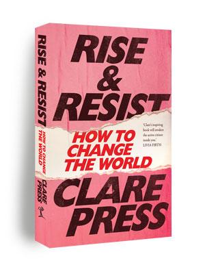 Rise & Resist Cover